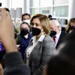 SE DIFIRIÓ LA AUDIENCIA PORQUE SIGUE FISCALÍA SIN ENTREGAR LOS EXPEDIENTES: MARU CAMPOS