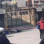 VINCULAN A MENOR DE 17 AÑOS POR ASESINATO DE MUJER FRENTE A CATEDRAL