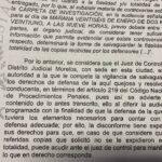 SUSPENCIÓN DE AMPARO SEÑALA QUE ES EL JUEZ DE CONTROL QUIEN DEBE PEDIR LAS CARPETAS AL MP: GARCÍA PORTILLO