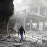 TERRORISTAS PREPARAN UNA PROVOCACIÓN EN SIRIA PARA CULPAR AL GOBIERNO DEL USO DE ARMAS QUÍMICAS, SEGÚN EL MINISTERIO DE DEFENSA RUSO
