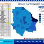 CHIHUAHUA SUMA 123 NUEVOS CONTAGIOS POR COVID-19: CIFRA TOTAL 54 MIL 666 CASOS
