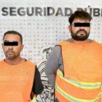 Agentes municipales detienen a seis personas por el delito de robo en hechos distintos